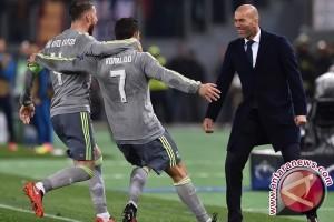 Zinedine Zidane Tak Ingin Lengah Atas Kemenangan Timnya