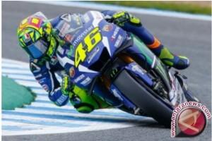 Luar Biasa! Valentino Rossi Kembali Juara di MotoGP Belanda