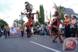 Seruyan Ikuti 11 Cabang Festival Isen Mulang