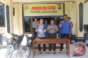 2 Tersangka Pencuri dan Penadah Ditangkap Polres Sukamara