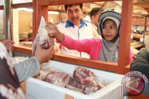 Wah! Harga Daging Sapi di Muara Teweh Capai Rp150.000/kg