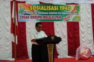 Bupati Sukamara: TP4D Diharapkan Cegah Penyimpangan dan Korupsi