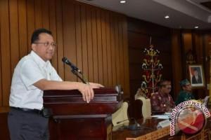 Irman Gusman Berharap Pertumbuhan Ekonomi Kalteng Dipertahankan