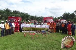 PT Unggul Lestari Bantu Pemkab Kotim Cegah Kebakaran Hutan