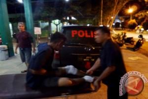 Polisi Kotim Tembak Resedivis Pencuri Sepeda Motor