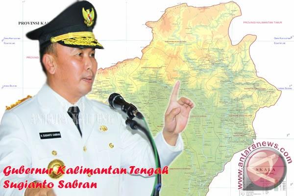 Ini Peringatan Gubernur Kalteng pada Bupati Katingan Sakariyas