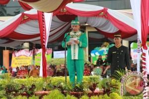 HUT Palangka Raya Dipimpin Langsung Gubernur Kalteng