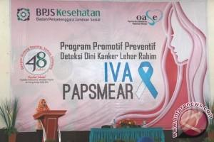 Deteksi Dini Kanker Rahim, BPJS Kesehatan Gunakan Metode IVA Secara Gratis