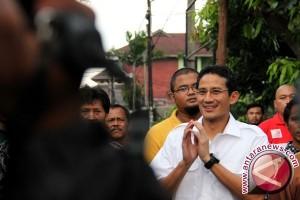KPK Periksa Wagub DKI Jakarta Terpilih Sandiaga Uno