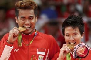 Berikut Peringkat Sementara Perolehan Medali