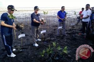 Pemkab Seruyan Siap Fasilitasi Masyarakat Kembangkan Mangrove
