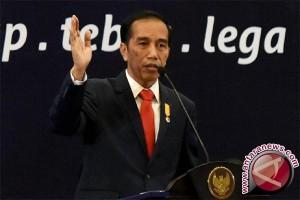 Presiden Minta Cabang Olahraga Berprestasi Lebih Diprioritaskan