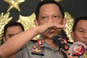 Aksi 112 Bermuatan Politis, Ini Dugaan Kapolri