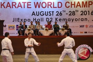 Wow! Kejuaraan Dunia SKIF 2016, Indonesia Keluar Sebagai Runner-up