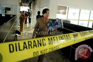 Terlambat 10 Menit, Kantor Humas Kalteng Terbakar Habis