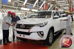 Toyota Target Ekspor Kendaraan Utuh Naik 10 Persen