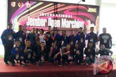 Wow! Marching Band Kotim Raih Juara II di Ajang Internasional