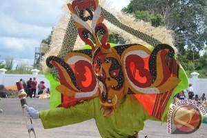 Siap-siap Nonton! Festival Babukung Lamandau Diikuti 88 Desa