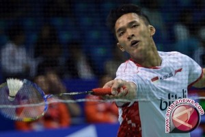 "Turnamen Indonesian Master 2016, Jonatan Kalah Dalam ""Pertempuran Saudara"""