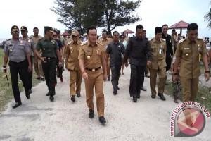 Gubernur Kalteng Dukung Pengembangan Wisata Kotim-Seruyan