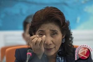 Hebat! Hanya Melalui Video Conference, Menteri Susi Tenggelamkan 81 Kapal Pencuri Ikan