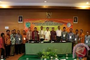 31 Kades Pulpis Ikuti Bimtek Pengelolaan BUMDes di Yogyakarta