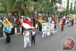 Tahun Baru Islam Sebagai Momentum Tingkatkan Kerukunan, Kata Bupati Supian Hadi