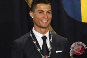 Cristiano Ronaldo Terfavorit dari 30 Calon Peraih Ballon d'Or 2017