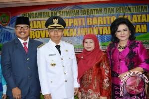 Pj Bupati Barsel Ajak Semua Elemen Sukseskan Pilkada 2017