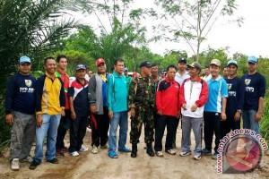 Fasilitas Minim, Objek Wisata Hutan Sagonta Kota Kurang Diminati