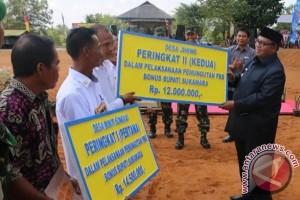 Bupati Sukamara : PBB P2 Diharapkan Jadi Sumber PAD