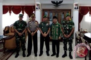Korem Kerahkan 300 Personil Amankan Pilkada Dua Kabupaten