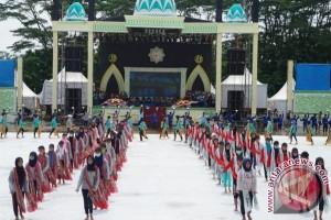 Gubernur Sugianto Akan Disuguhi Tarian Massal Kolaborasi Di Festival Seni Qasidah