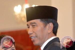 Ini Senyum Lebaran Ala Presiden Jokowi