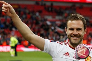 Komentar Juan Mata Jelang Piala Super Eropa Dini Hari Nanti