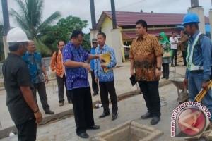 Mantap! Pemkab Ini Bangun Pasar Bebas Banjir Senilai Rp6,3 Miliar