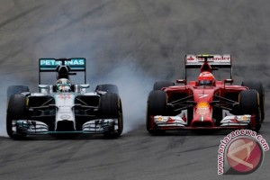 Ini Posisi Start Balap Formula 1 GP Belgia, Hamilton Terdepan