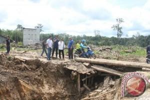 Mantap! Barito Utara Buka Akses Jalan Tembus Desa Pedalaman