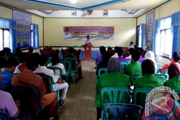 PWI Barsel Gelar Seminar Wawasan Kebangsaan