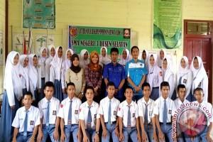 Siswa SMA 3 Dusel Barsel Antusias Ikuti Latihan Jurnalistik