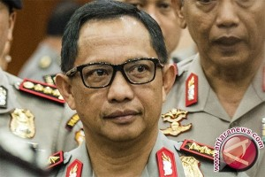 25 November Ada Upaya Masuk Dan Kuasai DPR, Ini Pernyataan Kapolri