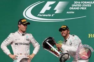 Hmmm, Rosberg Sebut Hamilton Terbaik Tapi Bukan Sahabat?