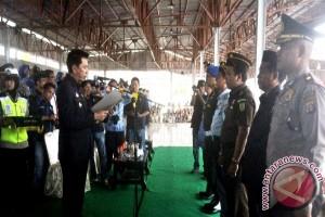 Bupati Barito Utara Kukuhkan Satgas Saber Pungli, Optimalkan Pelayanan Masyarakat