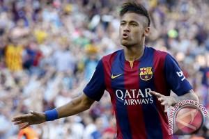 Neymar Bakal Absen Pada Laga Barcelona Lawan Deportivo