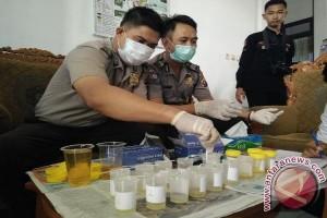 39 Pegawai Dinsos Seruyan Dinyatakan Negatif Dan Bebas Narkoba