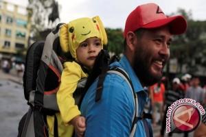 Jelang Natal, Pikachu Pakai Topi Santa Di Update Pokemon Go Terkini