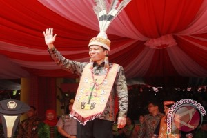 Ibunda Presiden Joko Widodo Doakan Putranya Selalu Dalam Bimbingan Allah