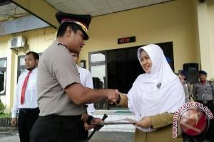 Pasca Pilkades, Polres Seruyan Monitoring Situasi Keamanan Dan Ketertiban