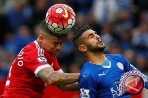 MU Menang Telak Atas Juara Bertahan Leicester City