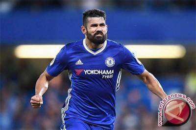 Diego Costa Bertekad Antarkan Chelsea Jadi Juara Liga Inggris